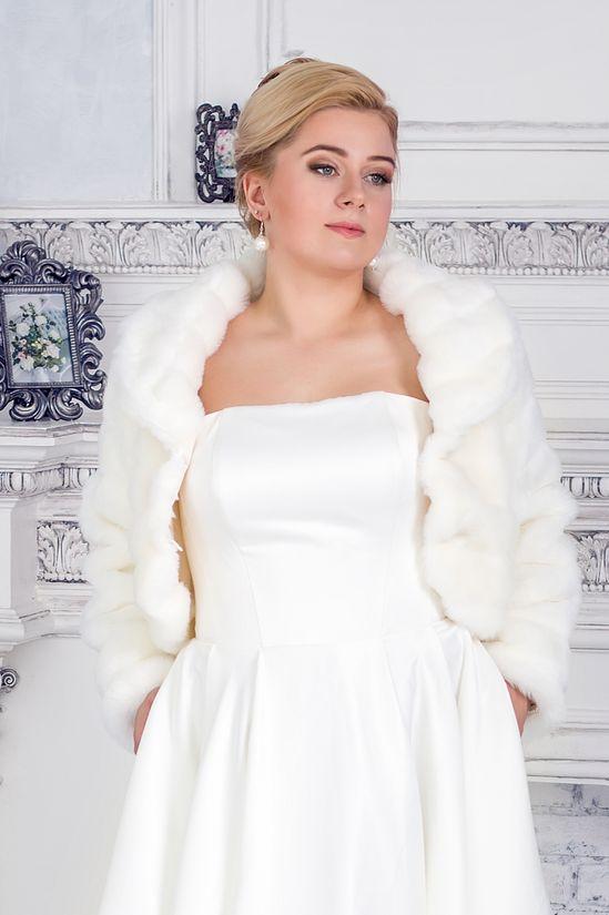 Свадебная шубка Edlerweiss