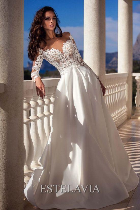 Платье с длинным рукавом в салоне Edlerweiss