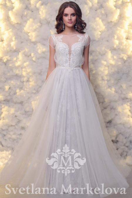 b0d2e7bc0e0 Свадебное платье DIANA